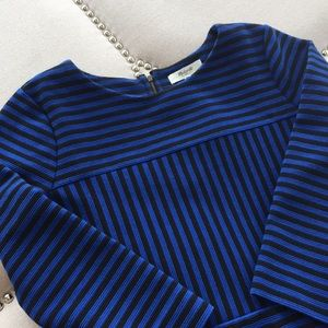 Madwell Striped Top